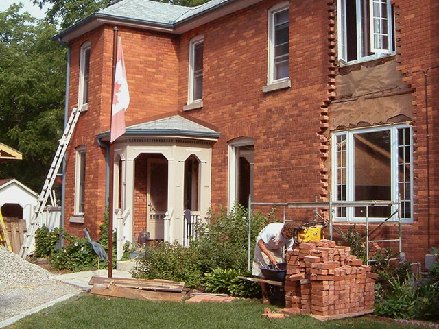 Siding & Brick Installation & Repairs In Woodstock